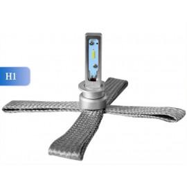 LED Ersatzleuchtmittel H1, 12-24V, ultrakompakt, DAKAR-Lights 4 Jahre Garantie
