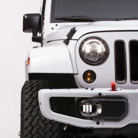 Voll LED Set zu Jeep Wrangler JK