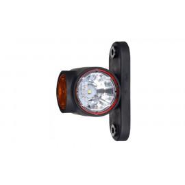 LED Positionsleuchte rot - weiss - orange, Aufbau