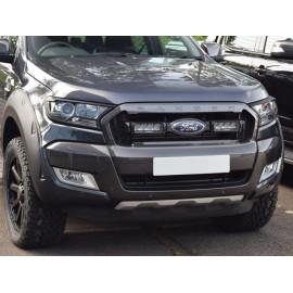 Kühlergrill Kit für Ford Ranger MY 2016, für LAZER Triple-R Fernlichter