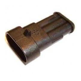 Superseal Steckergehäuse 3-polig M
