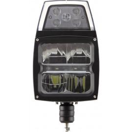 LED Aufbau Hauptscheinwerfer für Gabelstapler 12/24V, Blinker vertikal