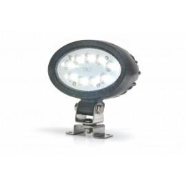 LED Arbeitsscheinwerfer oval, WAS W164, 5000 Lumen