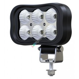 LED Arbeitsscheinwerfer 45W OLEDONE, rechteckig, 12-24V
