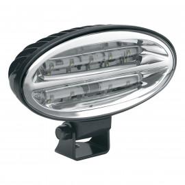 LED Arbeitsscheinwerfer oval J.W. speaker Model 660