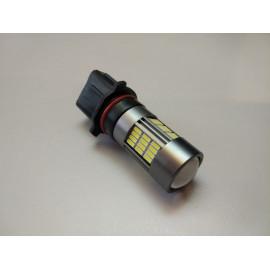 LED Birne PSX26W kaltweiss 12V, superhell