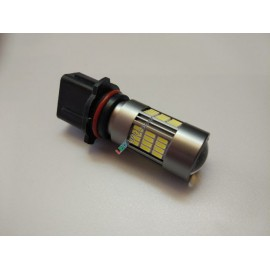 LED Birne P13W kaltweiss 12V, superhell