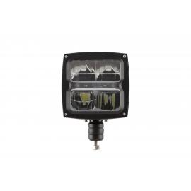 LED Aufbau Hauptscheinwerfer ohne Blinker 12/24V, keine Scheibenheizung