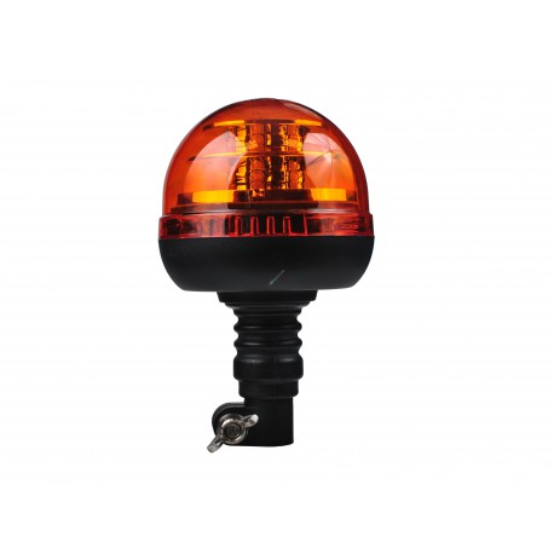 LED Drehlicht/Blitzlicht aufsteckbar, 12-24VDC