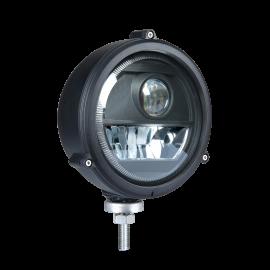 LED Aufbau Hauptscheinwerfer rund, 5.75 Zoll, 12-24V