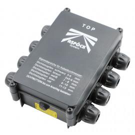 Kabelverbindungsdose für Fahrzeugbeleuchutng Aspöck, niedrige Ausführung
