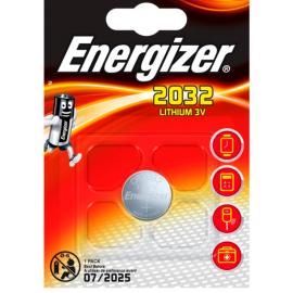 Knopfzellen-Batterie Lithium CR2032