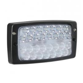LED Einbauscheinwerfer 10-30V, Ersatz für Hella Modul 6213 Scheinwerfer