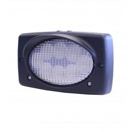 LED Einbauscheinwerfer oval, Ersatz für Hella Modul 6213 Scheinwerfer