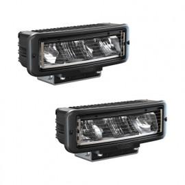 LED Hauptscheinwerfer 9800 J.W. Speaker mit Scheibenheizung 24V Set à 2 Stück