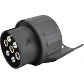 Kurzadapter von 7 auf 13-pol Stecker