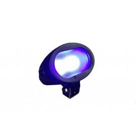 LED Scheinwerfer blau für Geflügelverlad