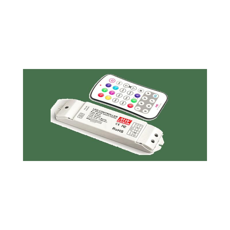 RGBW Funk Controller, 5-24V DC