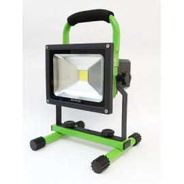 LED Handscheinwerfer 20W Akku