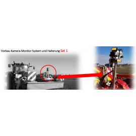 Vorbau-Kamera-Monitor-System Set Motec, VKMS 1 ohne Gefahrenlicht