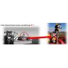 Heavy Duty Vorbau-Kamera-Monitor-System Set Motec, VKMS 1 ohne Gefahrenlicht