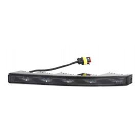 LED Tagfahrleuchte Nolden NCC Slim, ML-018, Farbe schwarz, 12V einzeln