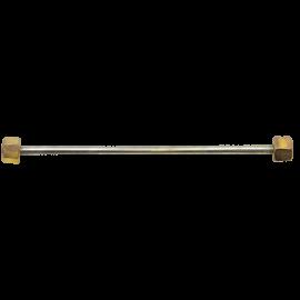 Einspritzleitung 6x2mm gerade, M12x1.5-M12x1.5