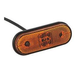 LED Seitenmarkier- und Blinkleuchte, Aspöck Unipoint, 24V