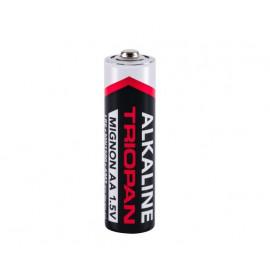 Triopan Batterie AA, Alkali Mignon LR6 1.5V
