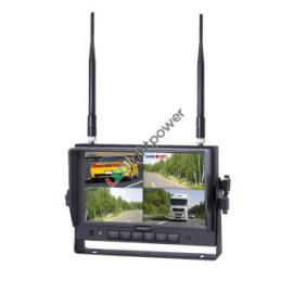 7 Zoll Monitor für Wireless Rückfahrkamera 12-24V