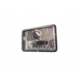 Bi-LED Hauptscheinwerfer 4x6inch, Abblend-, Fernlicht + Positionslicht