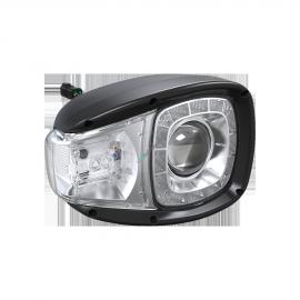 Weldex LED Hauptscheinwerfer für Anbau, Abblendlicht, Fernlicht, Positionslicht, Blinker, rechts