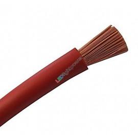 Batteriekabel hochflexibel 16mm2, rot