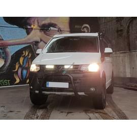 Kühlergrill Kit für VW T5, für LAZER LED Triple-R Fernlichter