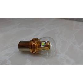 LED Birne BA15S 12V