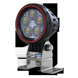 LED Arbeitsscheinwerfer rund 25W Weldex