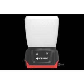 Portable 360 Grad Leuchte, 230VAC, Nordride 4040 Vision 360