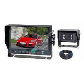 HD Rückfahrkamera System mit 7 Zoll Monitor, kabelgebunden