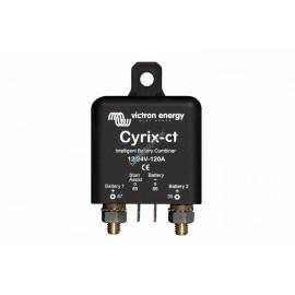 Ladestromverteiler, Victron Energy Cyrix-ct 12/24V, 120A Batteriekoppler