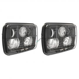 LED Hauptscheinwerfer 5x7inch Speaker Model 8910 Evolution 2, beheizt