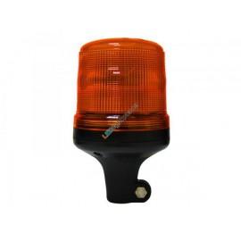 LED Dreh- oder Blitzleuchte gelb aufsteckbar 36-75V DC