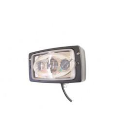 Aufbau Bi-LED Hauptscheinwerfer Ersatz Hella Modul 6213, Abblend- Fernlicht, Positionslicht und Tagfahrlicht, 10-30V