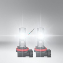 LED Birnen Set Osram, LEDriving FL, H8-H11-H16, PGJ19, 12V, kaltweiss