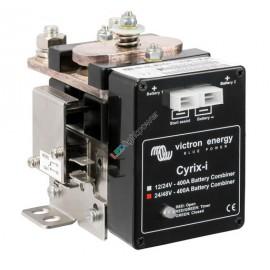 Ladestromverteiler, Victron Energy Cyrix-ct 12/24V, 400A Batteriekoppler