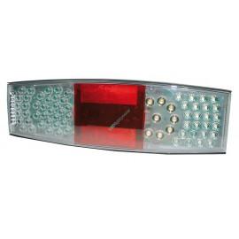 LED Schlussleuchte 24V Rubbolite