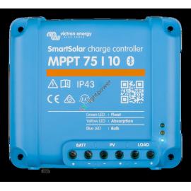 Solar Laderegler, Victron Energy, SmartSolar MPPT 75/10
