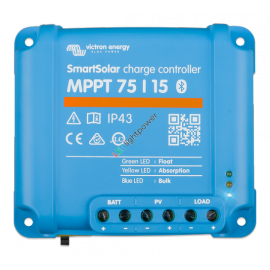 Solar Laderegler, Victron Energy, SmartSolar MPPT 75/15