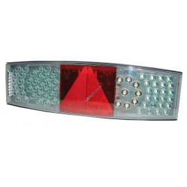 LED Schlussleuchte 24V Rubbolite Anhänger