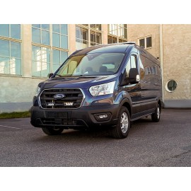 Kühlergrill Kit für Ford Transit MY 2019+, für LAZER Triple-R Fernlichter