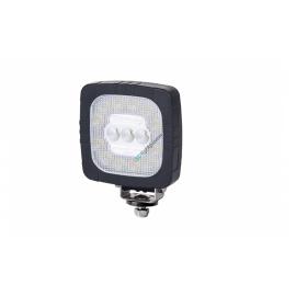 LED Arbeitsscheinwerfer 8W, 12-24V, 650 Lumen, mit Kunststoffgehäuse